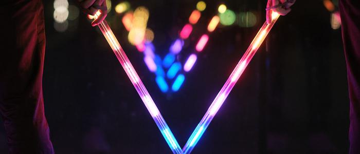 JONGLEUR LED