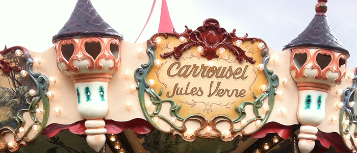 LOCATION CARROUSEL FORAIN