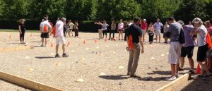 ANIMATION TOURNOI PÉTANQUE