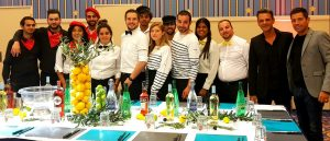 TEAM BUILDING MIXOLOGIE